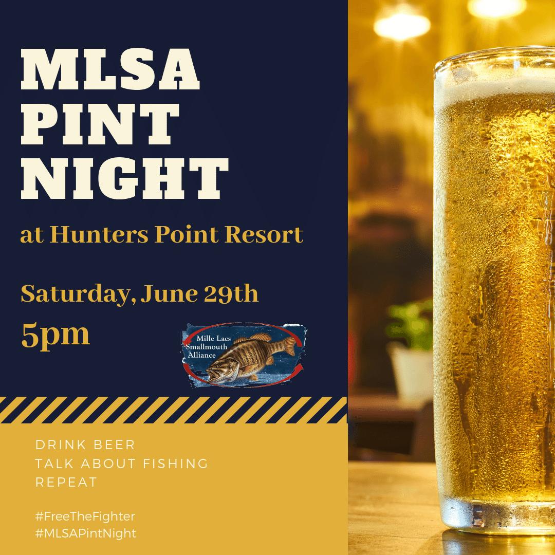 MLSA Pint Night 2
